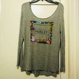 🌺Coolest Hurley Blouse🌼